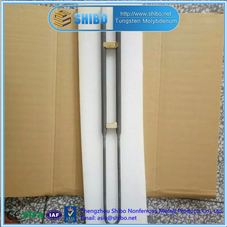 Factory Direct Supply MoSi2 heating element for furnace with long use life