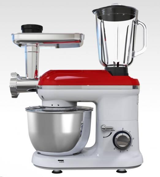 multifunctional stand mixer witn blender and meat grinderSM-1301BM