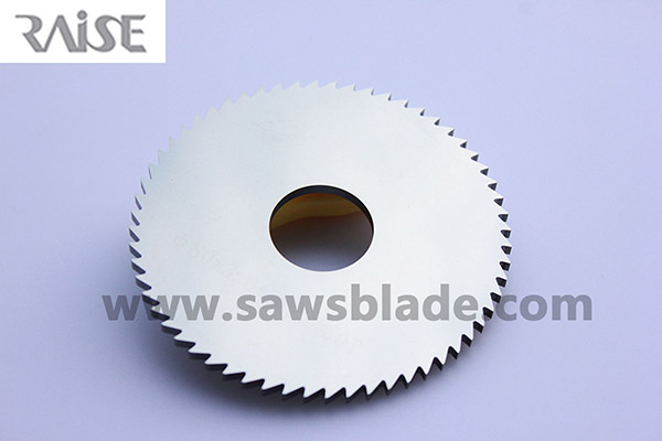 RAISE solid carbide slitting saws,can extend more than 30% solid carbide slitting saws life