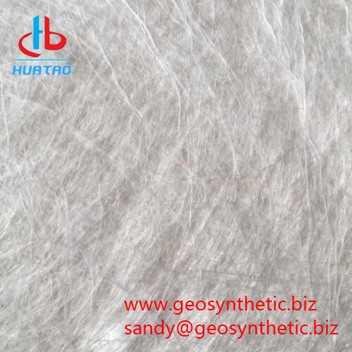 PP Continuous Filament Nonwoven Geotextile Fabric