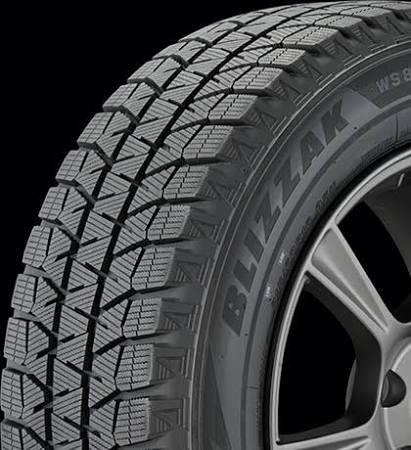 Bridgestone Blizzak WS80 225/50-18 Tire