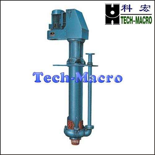 SP(R) series vertical submersible sump pump for abrasive slurry