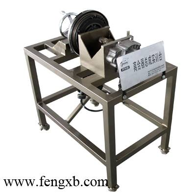 Mechanical clutch experimental console of teaching model