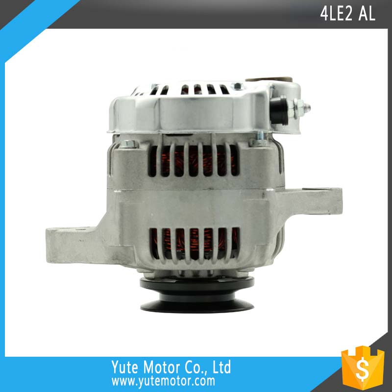 YTM 4LE2 12V 35A 13550-6220 1 pulley mini auto alternator for EX55