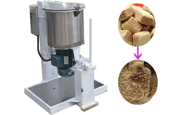 Biscuit Crushing Machine