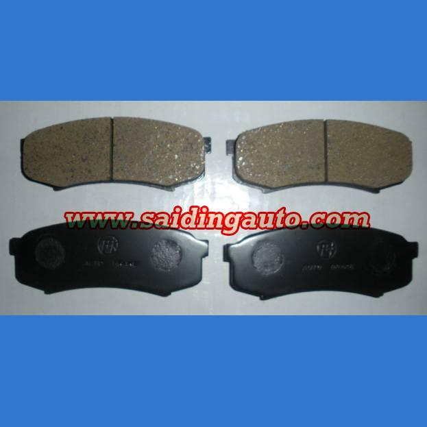 Brake pad for LEXUS MITSUBISHI TOYOTA OEM 04466-60040