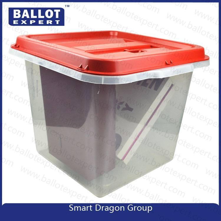 PP Plastic Ballot Box