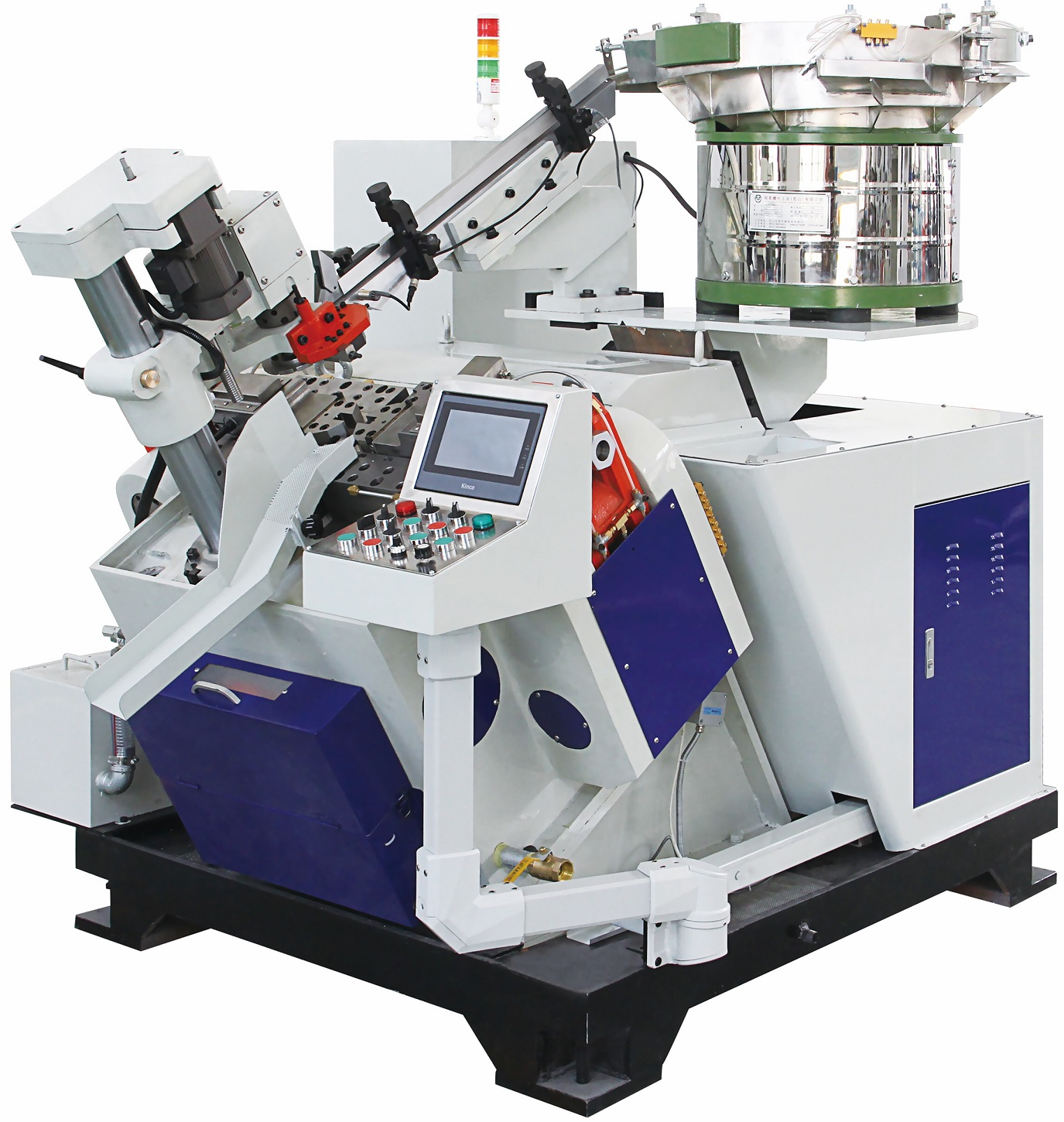 Self Drilling Screw Point Forming Machine AE-5150D