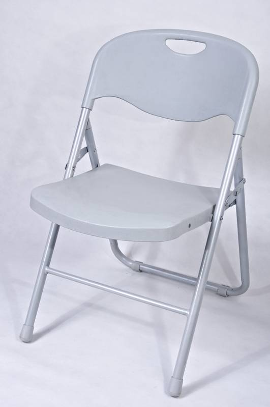 High quality plastic office/conference hall folding chair