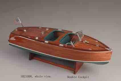 ship model --Double cockpit