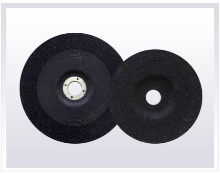Resin abrasive polishing wheel