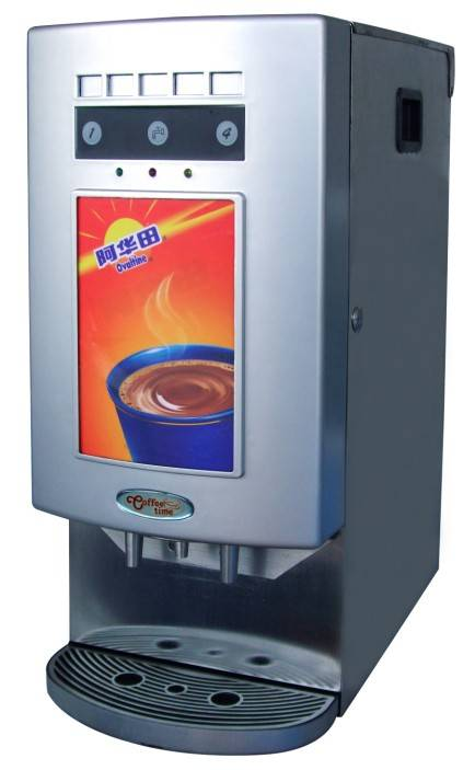 Double-quick Coffee Machine for Fast Food Service - Monaco XL