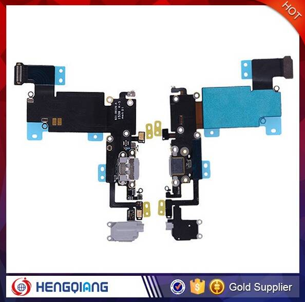 Fast Delivery mobile phone parts For Iphone 6S Plus Charger Flex Cable