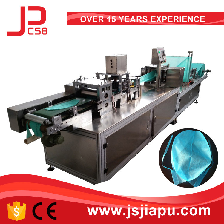 JIAPU Nonwoven Surgical Doctor Cap Machine