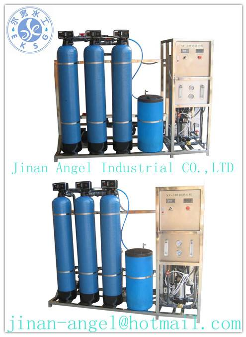 nanofiltration water treatment equipment for high quality water