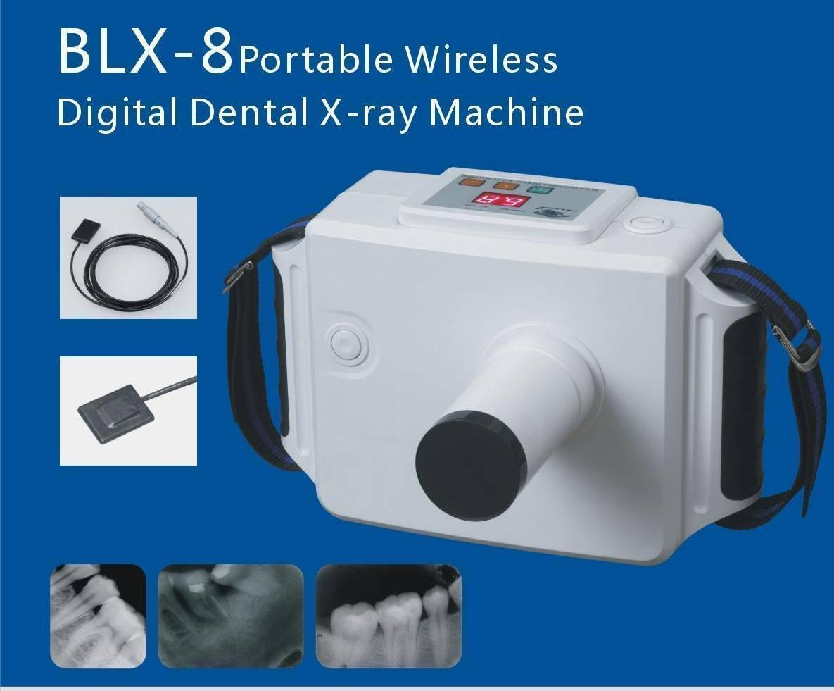 BLX-8 Portable wireless digital dental x-ray machine