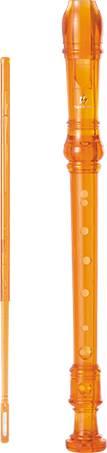 kids transparent plastic flute for sale