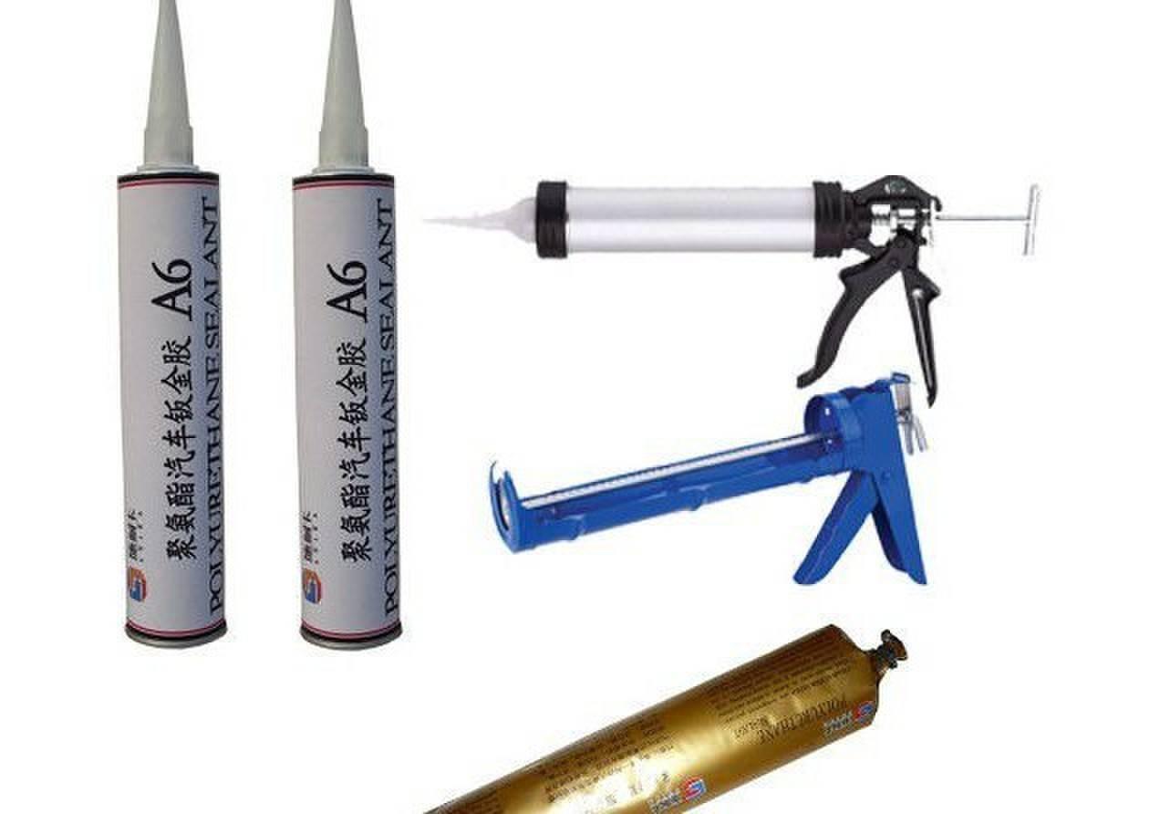 Polyurethane Adhesive sealant for auto(PU Adhesive sealant)