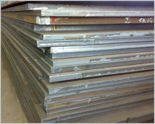 Corrosion-resistant Steel Plate A588M(A,B,C,K),