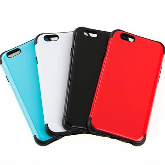 2015 New style wholesale TPU PC 2-in-1 mobile phone case