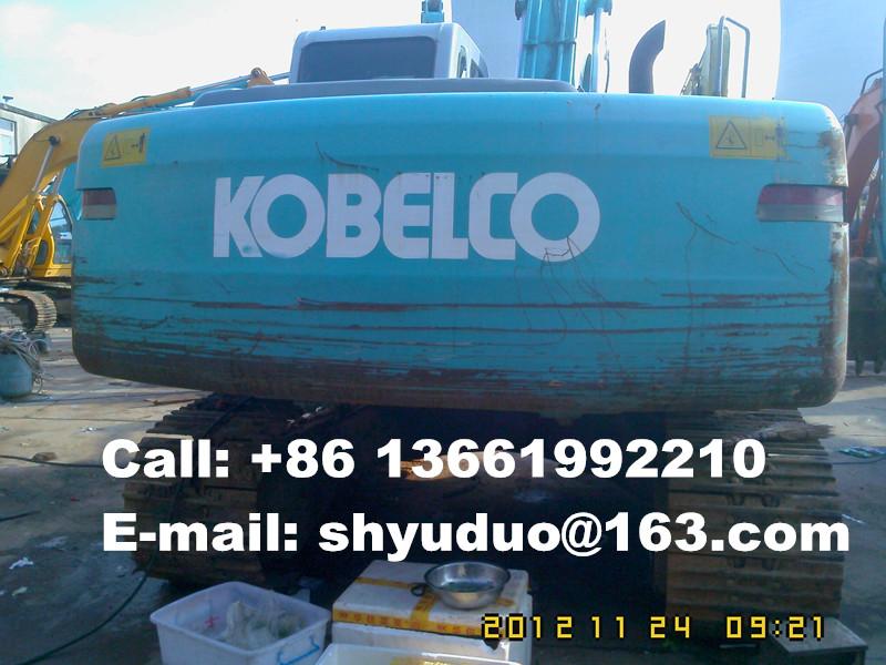 Used Kobelco Crawler Excavator SK200