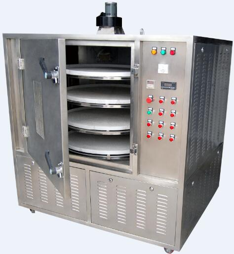 microwave drying machine for tea-leaf drying