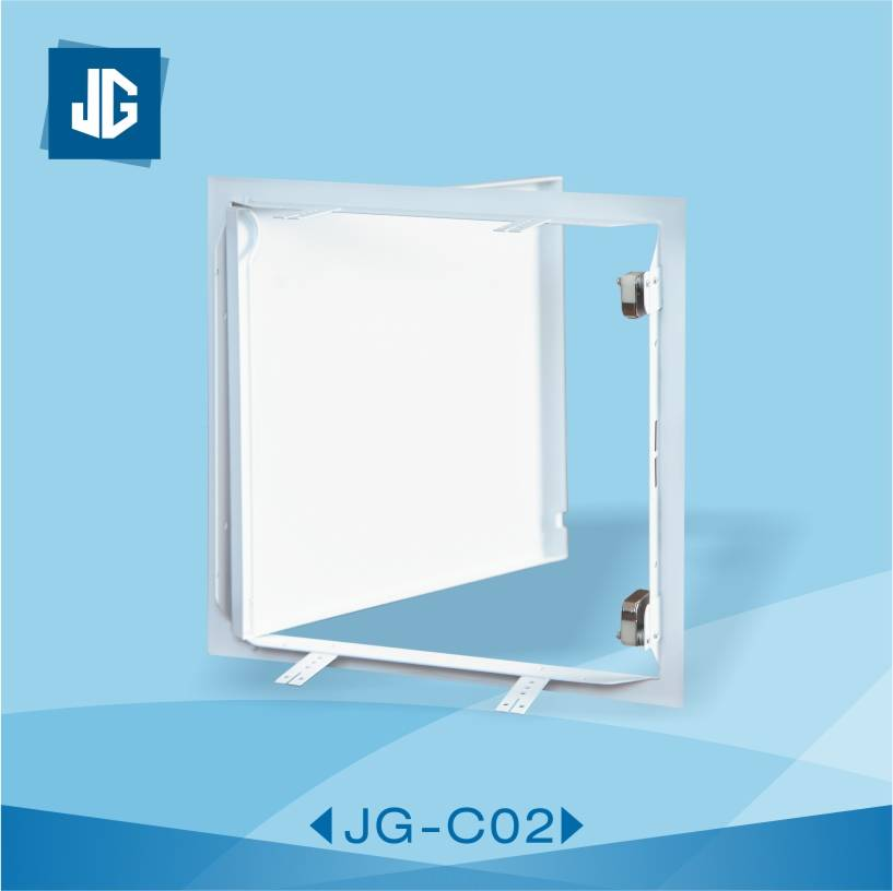 Galvanized Steel Access Hatch