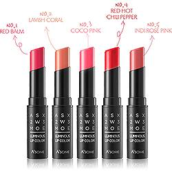 A'some Luminous Lip Color