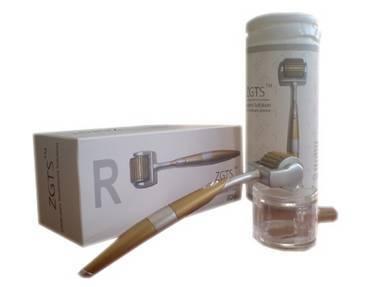 ZGTS Titanium Derma roller 192 needles