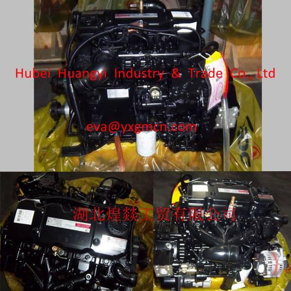 cummins engine ISBE diesel engine