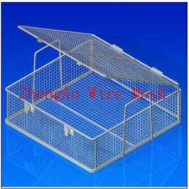 good quality medical disinfection basket