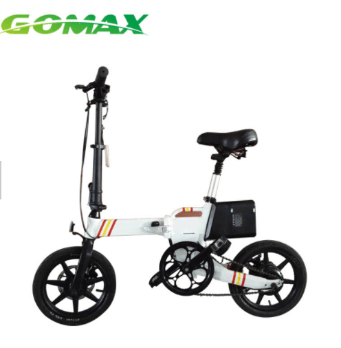 China made 36V 7.8AH Li-ion, Li-polymer battery electric bike mini folding electric bike