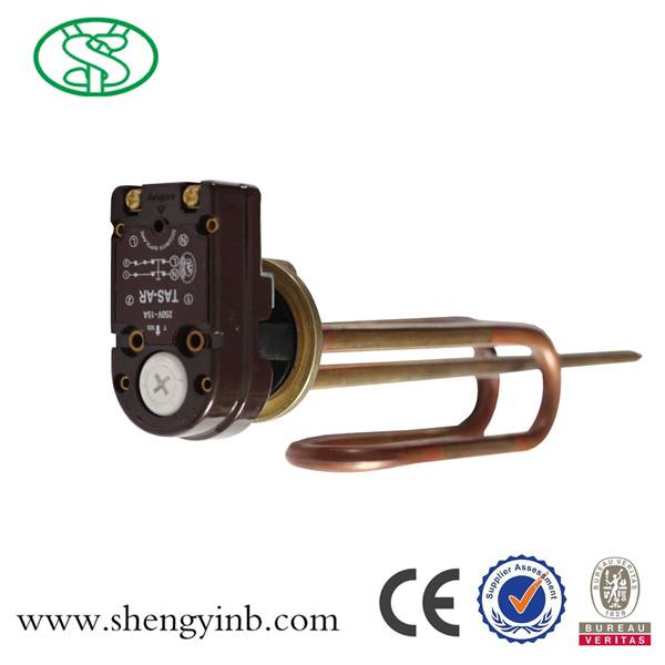 Electric Hot Water Bend Heater Element with Thermostat (SY06-30JT)