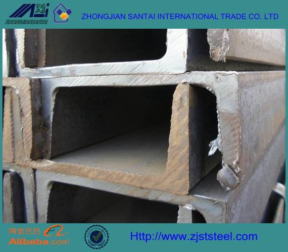 s235 steel u profile steel u channel