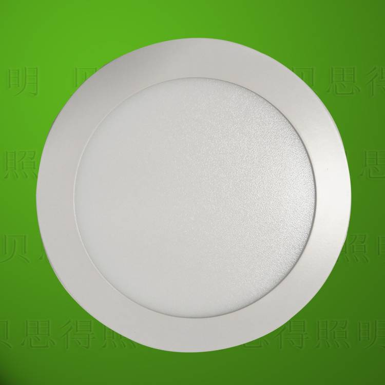 15W Circular LED panel light