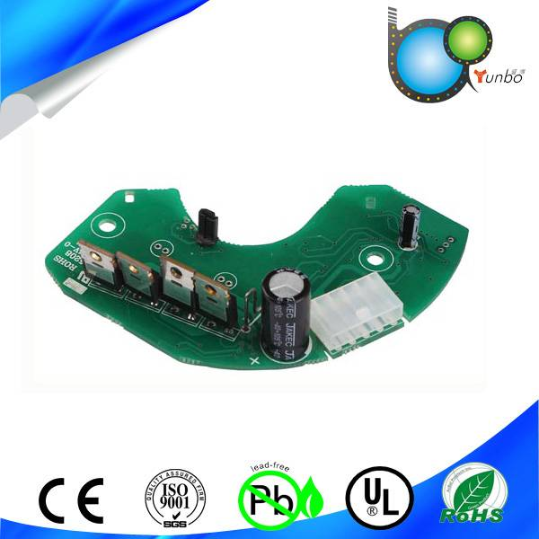 RoHS Electronic Circuit board prototype