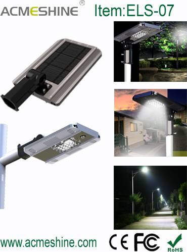 High lumens Integrated Waterproof Led Street Lights Solar Road Light with Own Design