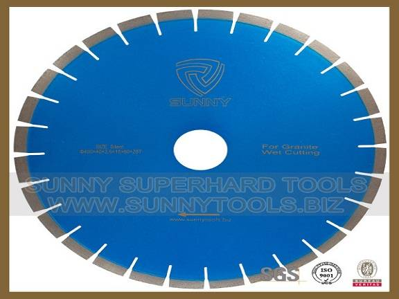 350mm granite cutting diamond saw blade