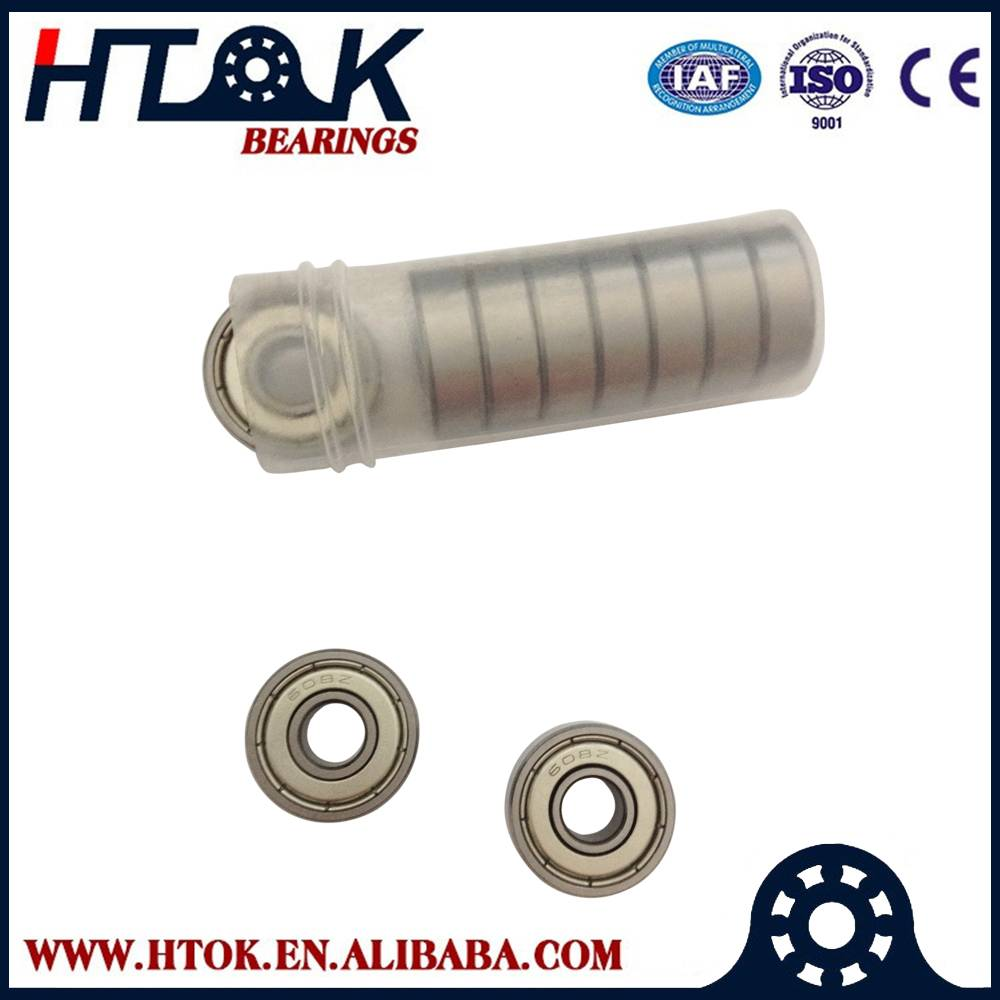 Top speed for skate or long board mini ball bearing 608 ZZ