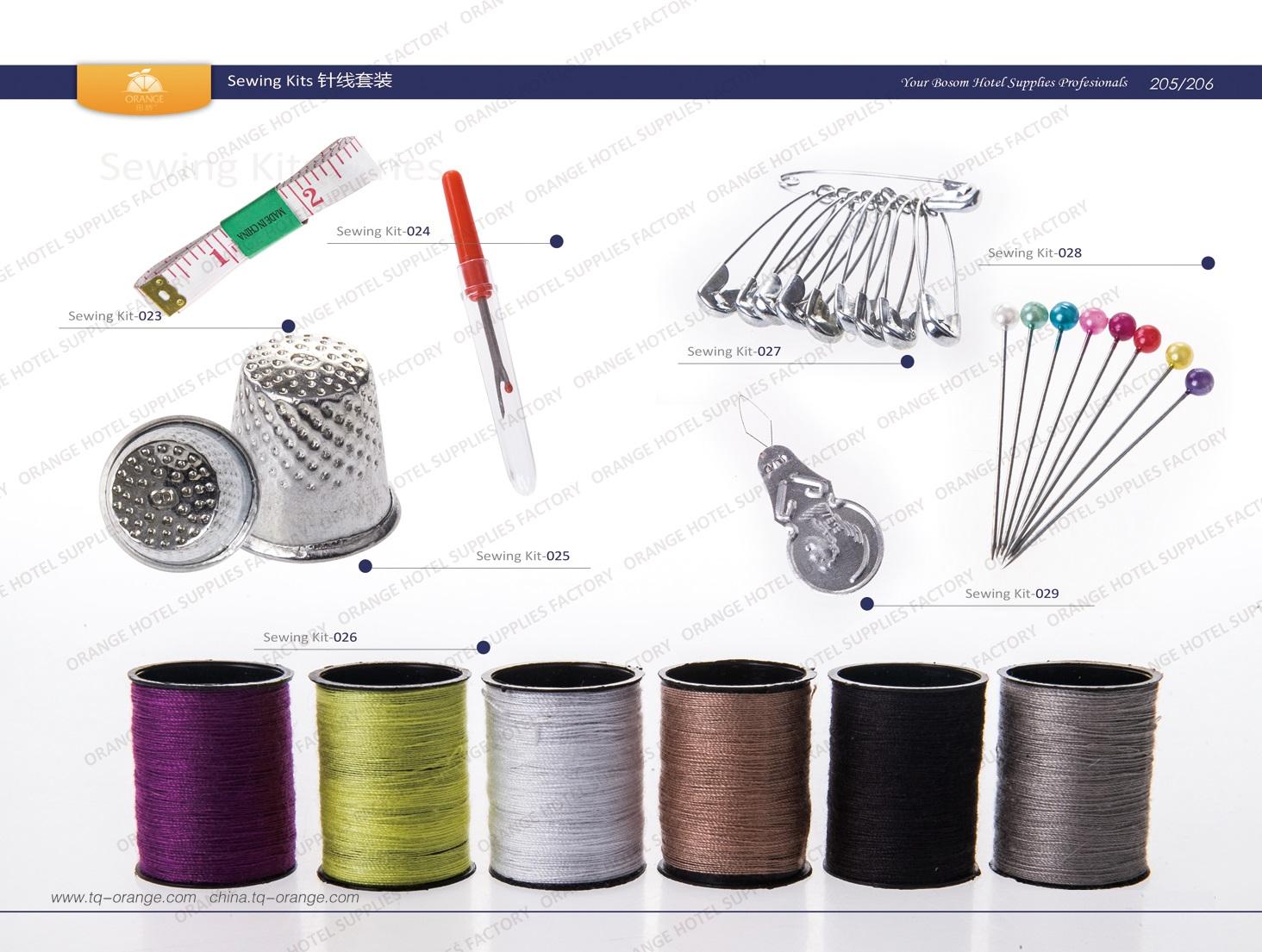 Sewing kit 023~029
