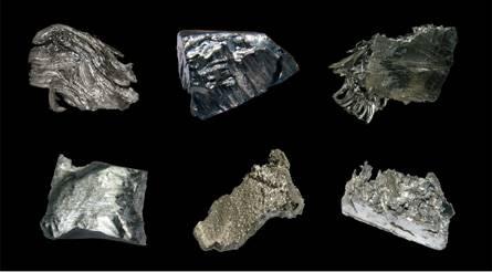 Samarium Metal