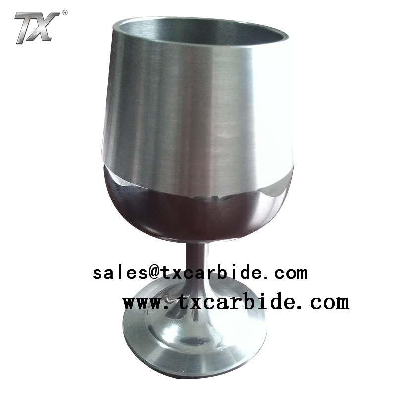 Cemented Carbide Custmized Wineglass