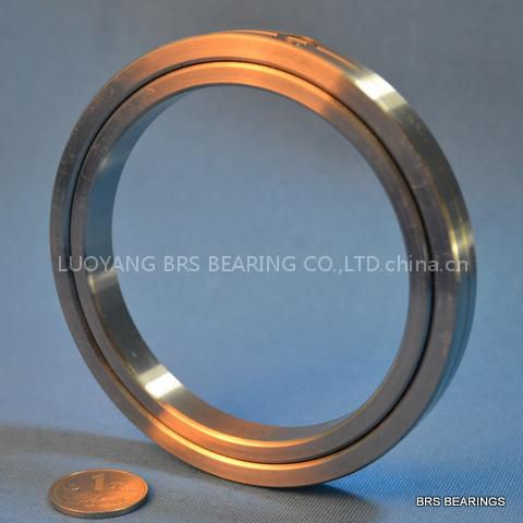 precision rotary tables bearing SX011818 Thin Section Cross Roller Bearing