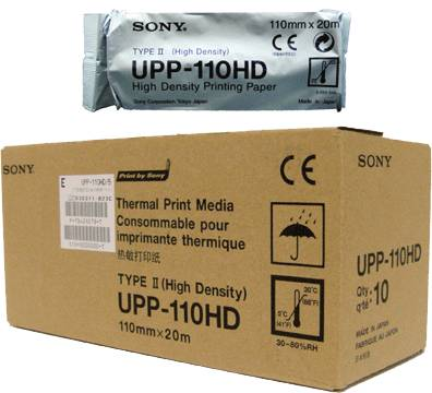 SONY Thermal print paper
