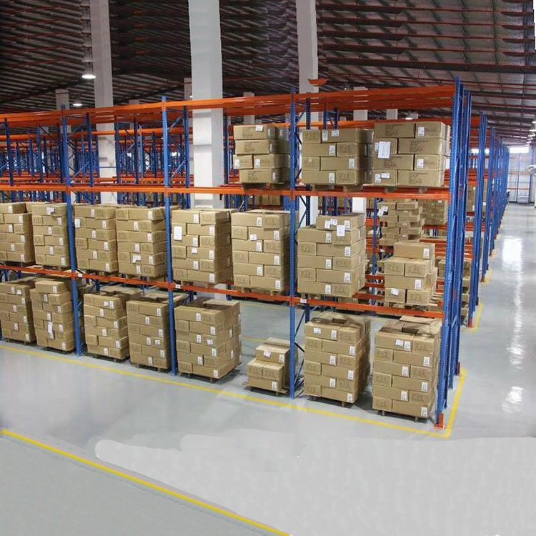Heavy duty steel pallet rack storage racking with industry warehouse