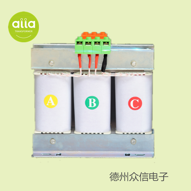 Three Phase Step down Industrial Electrical Power Control Transformer