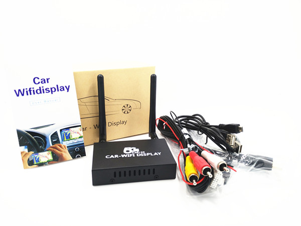 Top selling car wifi display for 5g mirror display