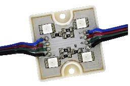 RGB led module 5050 with 4leds high lumen led sign module