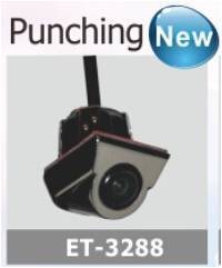 Car Camera Popular ET-3288 CCTV  HD Night vision wide angle