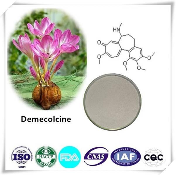 Demecolcine  99% CAS NO:477-30-5 10g/bag